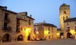 Plaza Medieval de Ainsa